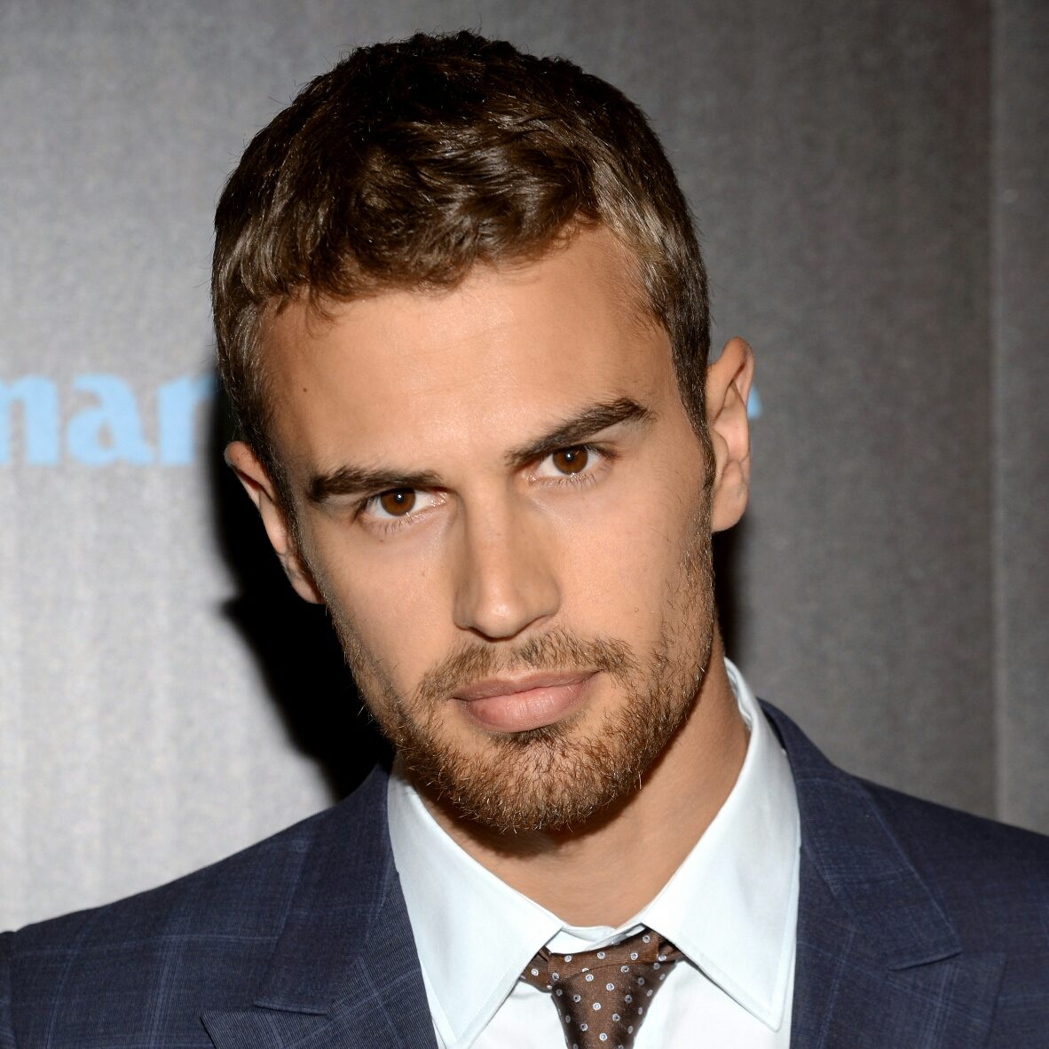 Actor Theo James - age: 36