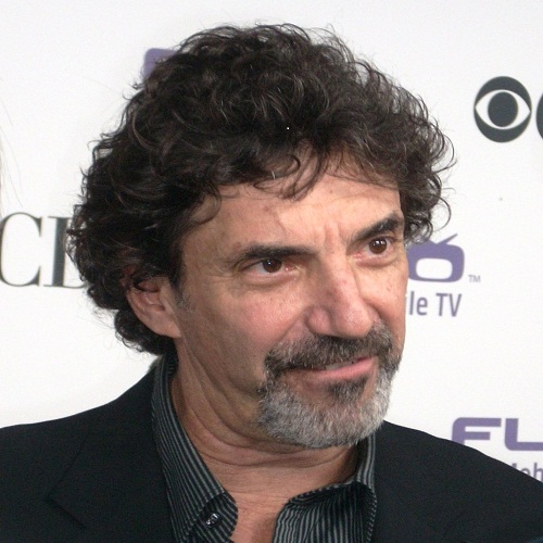 Television Writer Chuck Lorre   - age: 64