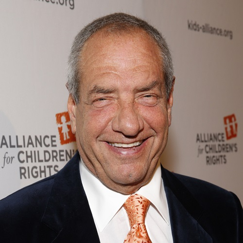 television producer Dick Wolf - age: 74