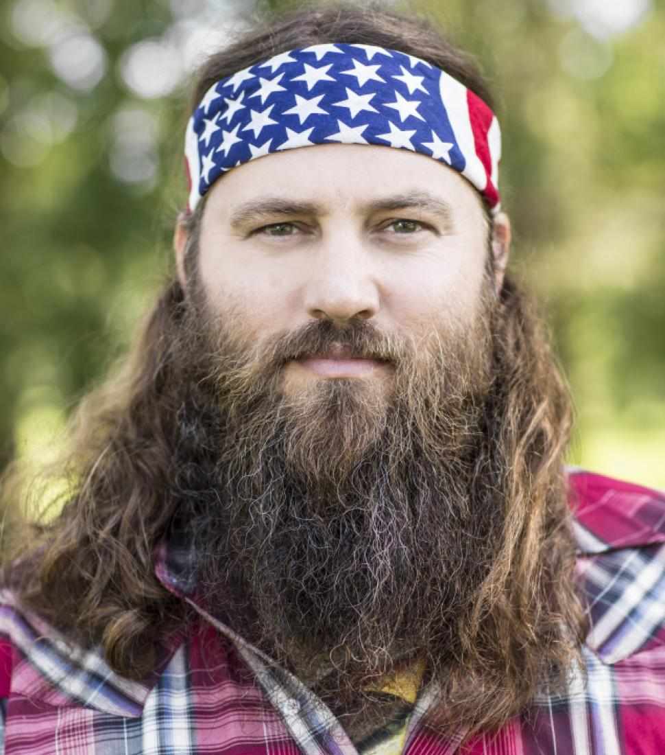Reality Star Willie Robertson - age: 45
