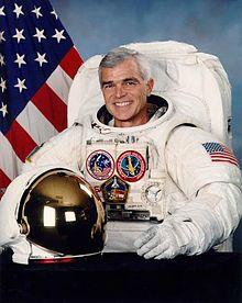 Astronaut Michael Clifford - age: 68