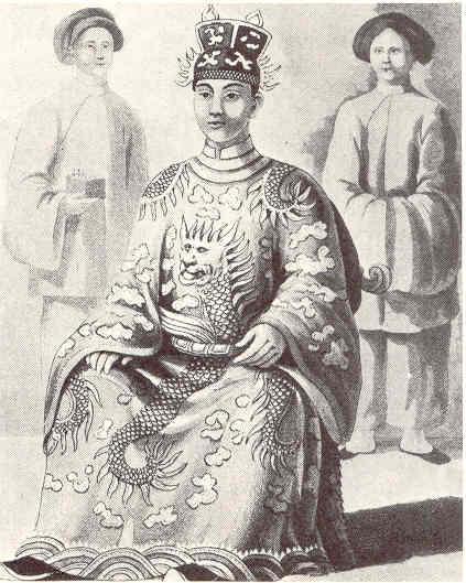Emperor Minh Mang - age: 49
