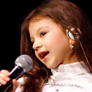 Pop Singer Cleopatra Stratan - age: 18