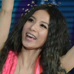 Pop Singer Hebe Tien - age: 37