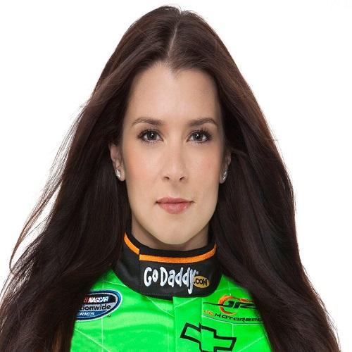 Auto Racing Driver Danica Patrick - age: 38