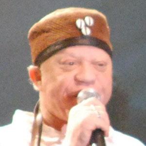 World Music Singer Salif Keita - age: 71