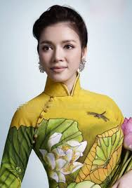 Actress Ly Nha Ky - age: 38