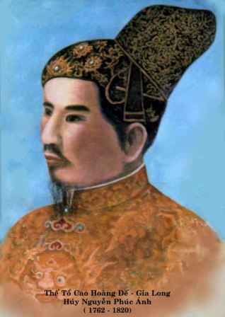 Emperor Nguyen Anh - age: 57