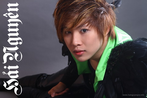Singer Hai Nguyen - age: 32