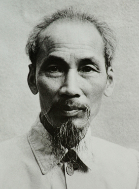 Politician Ho Chi Minh - age: 79