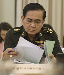 Military Officer Prayuth Chan-ocha - age: 66