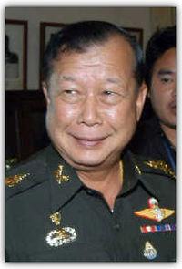 General Ruangroj Mahasaranon - age: 74