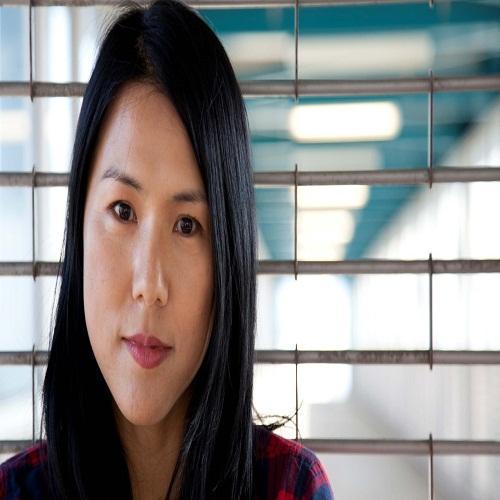 Author Suki Kim - age: 51