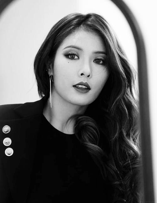 Singer Hyuna - age: 25