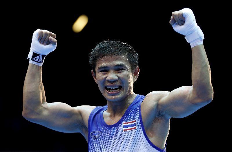 Boxer Kaeo Pongprayoon - age: 40