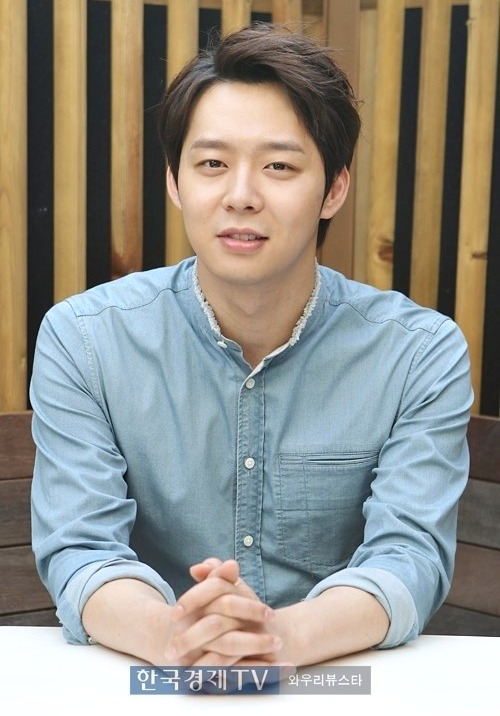 Singer  Park Yoo-chun - age: 34
