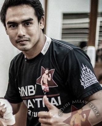 Kickboxer Sinbi Taewoong - age: 38
