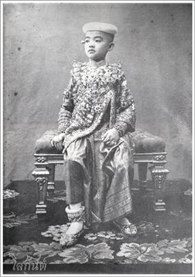 Prince Urubongs Rajsombhoj - age: 15