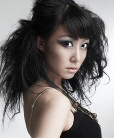 Model Yu-ri Kim - age: 11