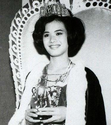 Miss Thailand Prapussorn Panichkul - age: 71