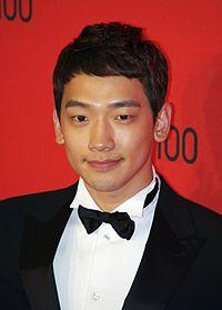 Actor Rain - age: 35