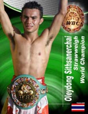 Boxer Oleydong Sithsamerchai - age: 31