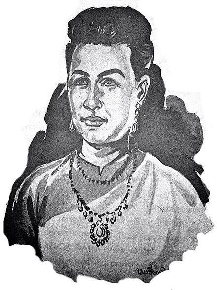 Queen Amarindra - age: 99