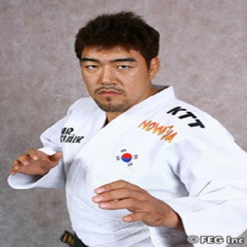 Judoka Kim Min-Soo (judoka) - age: 42