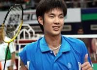 Male Badminton Player Boonsak Ponsana - age: 35