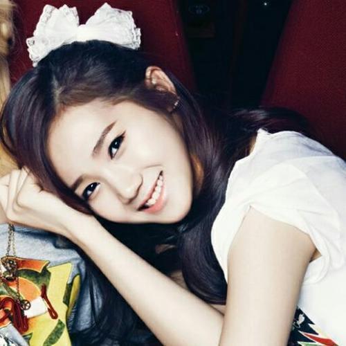 Singer Yoo Ara - age: 28