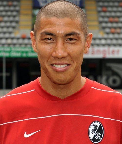 Footballer Cha Du-Ri - age: 37