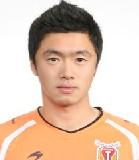 Footballer Cho Won-Kwang - age: 31