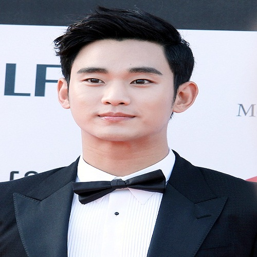 Actor Kim Soo Hyun - age: 29