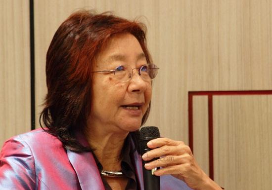 Economist Pasuk Phongpaichit - age: 74