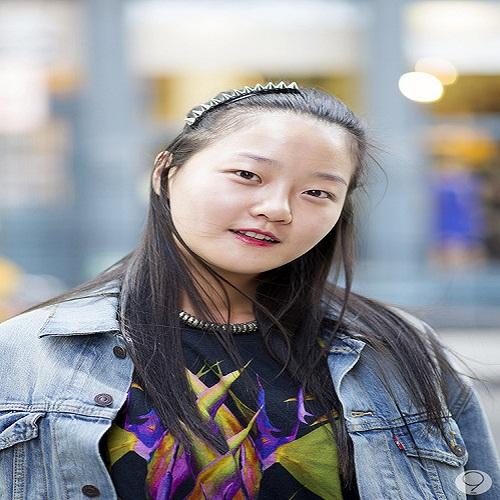 Model Hyoni Kang - age: 33