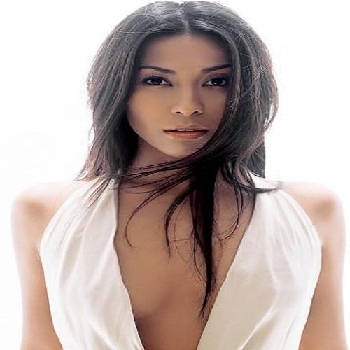 Singer Anggun  - age: 47