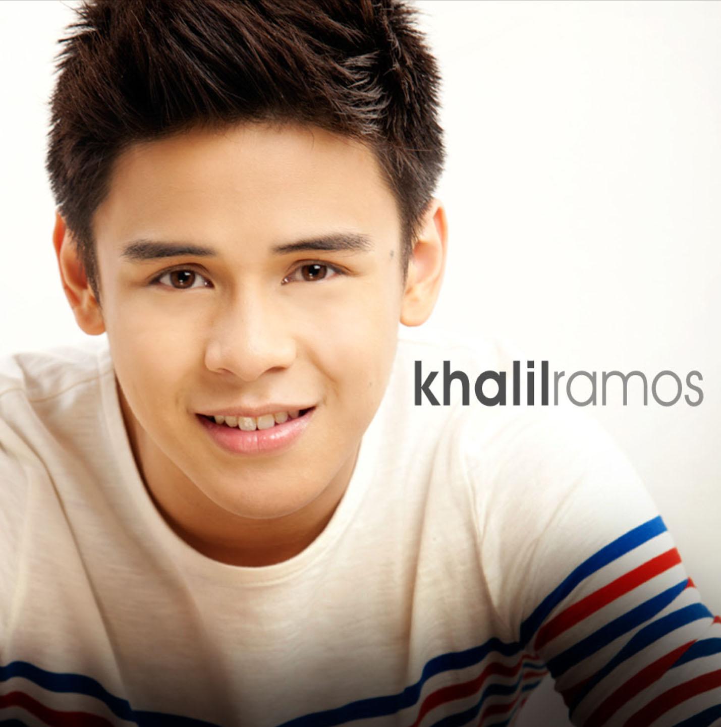 Singer Khalil Ramos - age: 25