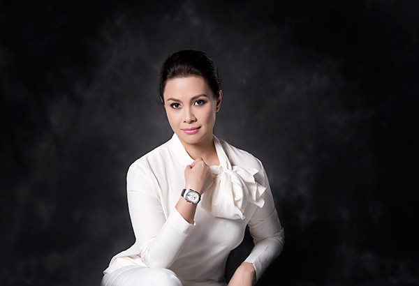 Singer Lea Salonga - age: 49