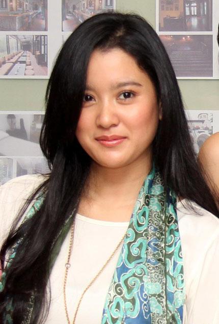 Actress Marcella Zalianty - age: 40