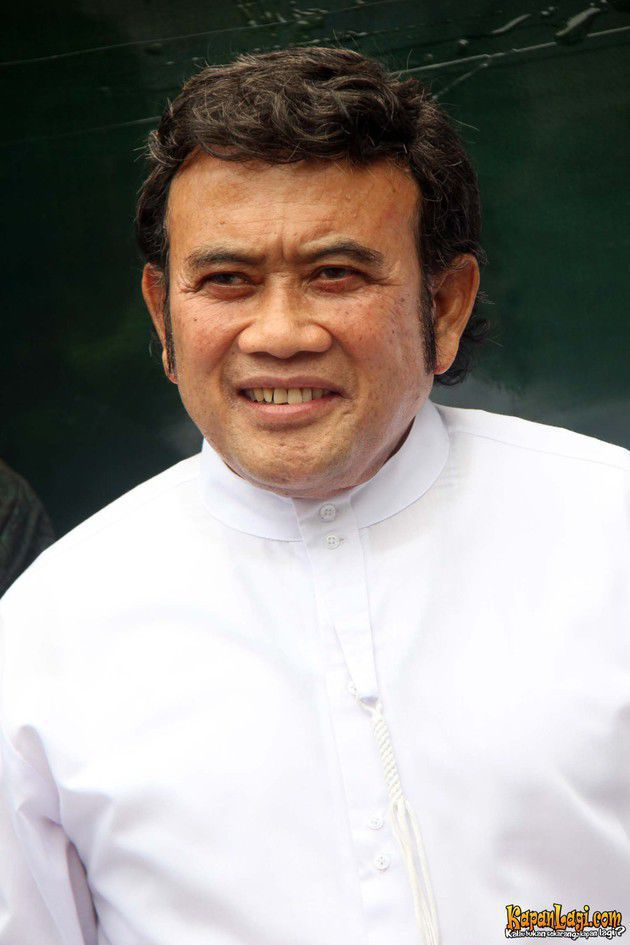 Actor Rhoma Irama - age: 71