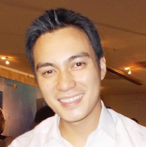 Actor Baim Wong - age: 40