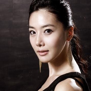 Actress Kim Hye-jin - age: 45