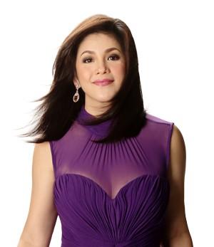 Singer Regine Velasquez - age: 47
