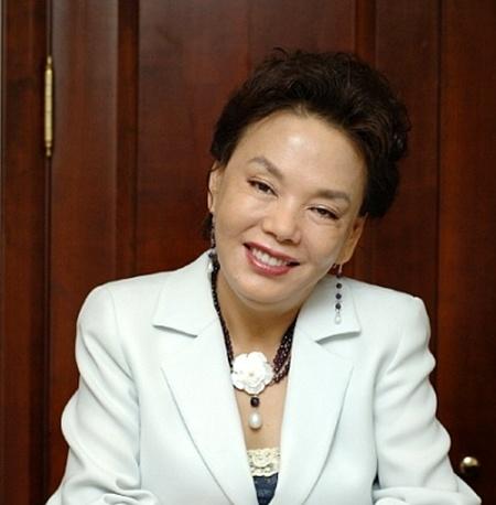 Actress Kim Soo-mi - age: 66