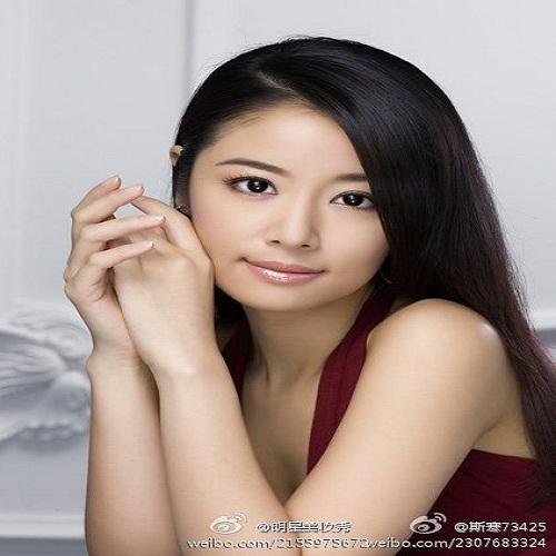 Actress Lin Hsin-ju - age: 44