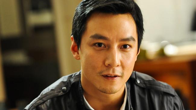 Actor Wu Yanzu - age: 46