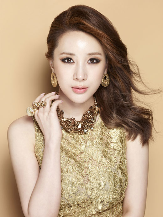 Singer Seo In-Young - age: 37