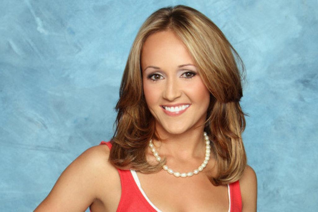 TV personality Ashley Hebert - age: 32