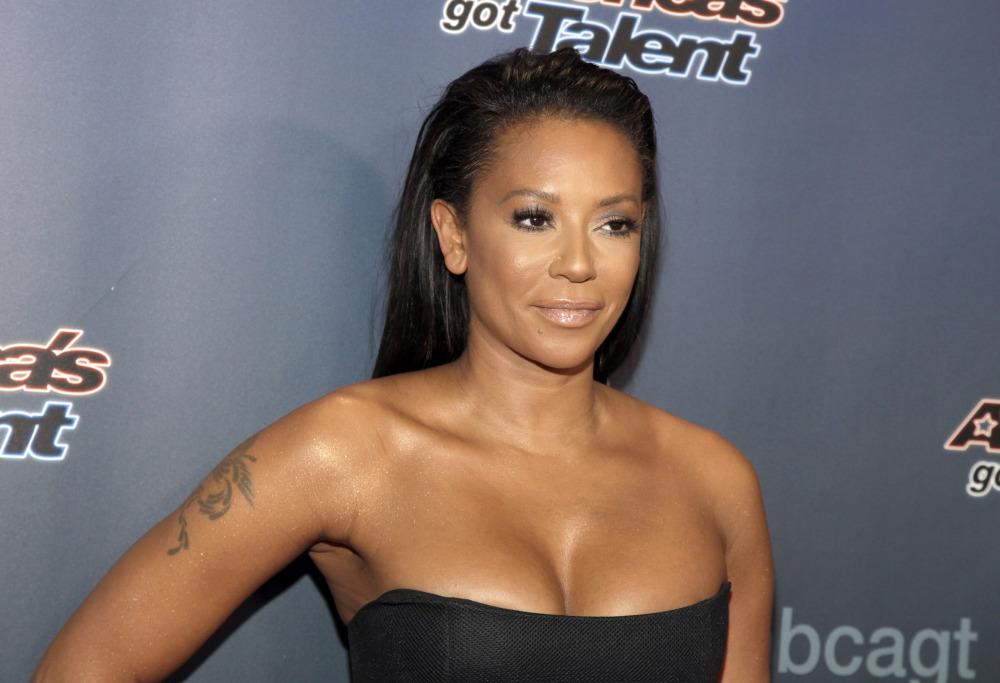 Singer Mel B - age: 42