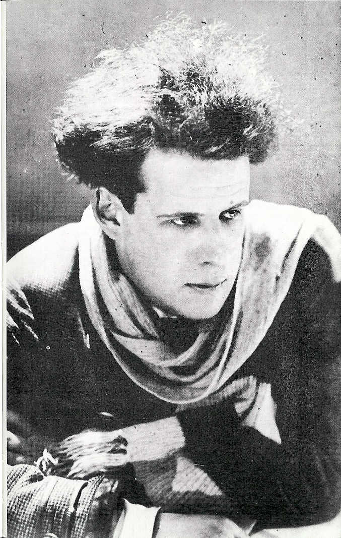 Director Sergei Eisenstein - age: 50